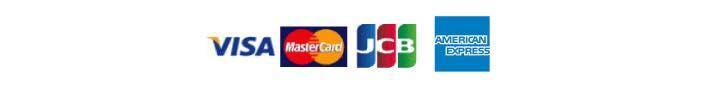 クレジットカードのご利用が可能です。