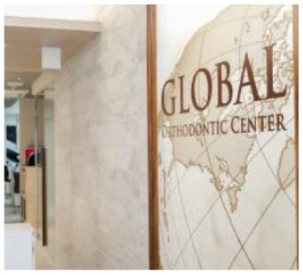 グローバル矯正歯科 江坂の外観